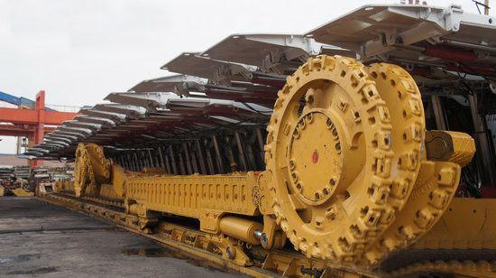 epec控制器应用之实现采煤机的同步控制_广成科技