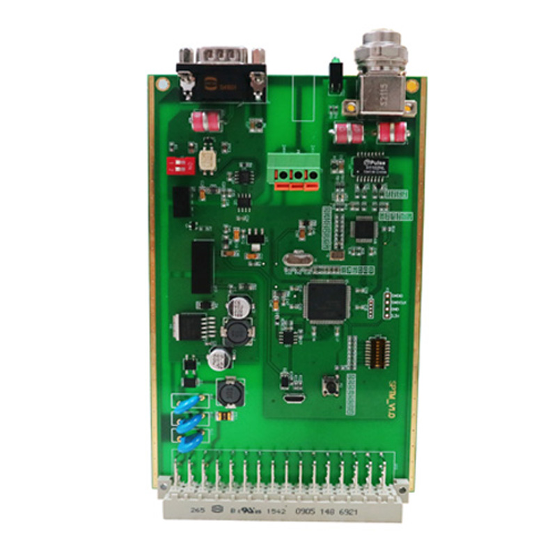 can接口自带磁偶隔离模块,使其避免由于地环流的损坏,强大的抗静电和
