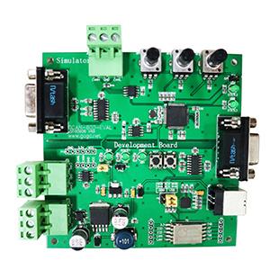 GCAN-600模拟器